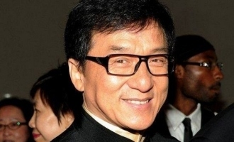 Jackie Chan's birthday wish regarding coronavirus pandemic