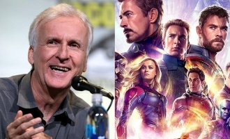 James Cameron's gracious reaction to 'Avengers :Endgame' beating 'Avatar'