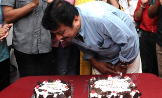 Actor Jayaram Celebrates Birthday
