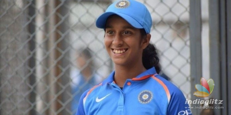 Indian cricketer Jemimah Rodrigues rocks with her dancing at T20I WorldCup