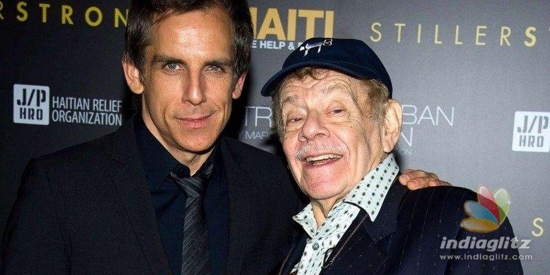 Legendary comedian and Ben Stillers dad Jerry Stiller passes away