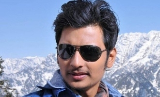 Jiiva begins training for Bollywood debut!
