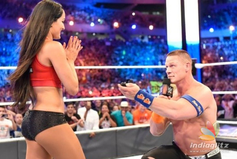 John Cena breaks up with his fiance Nikki Bella