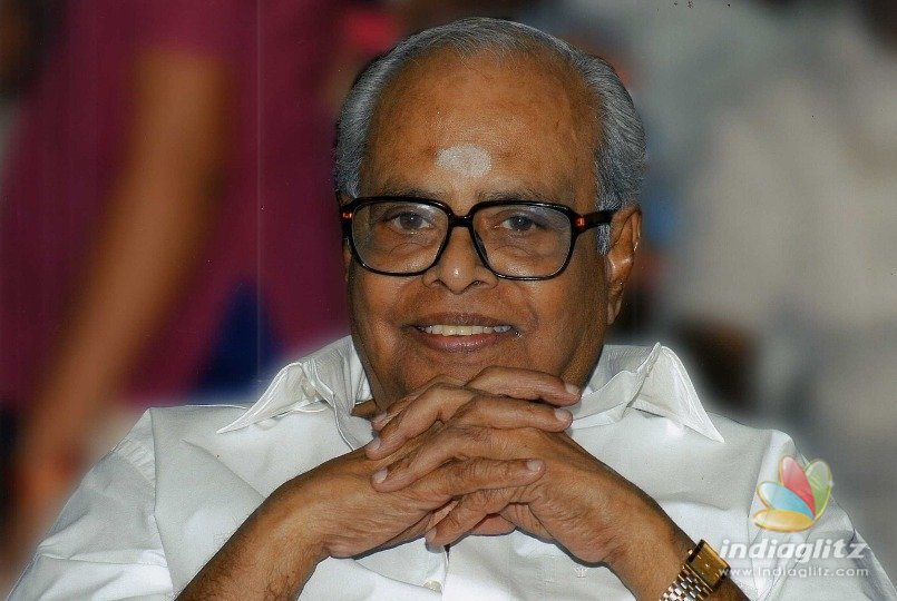 Legend K.Balachanders assets auctioned - Will his sishyans go to the rescue?