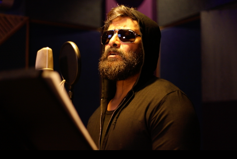 Exclusive details on Vikrams amazing song in Kadaram Kondan