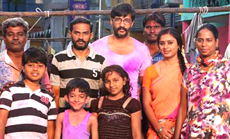 'Kadikhara Manithargal' Movie Shooting Spot