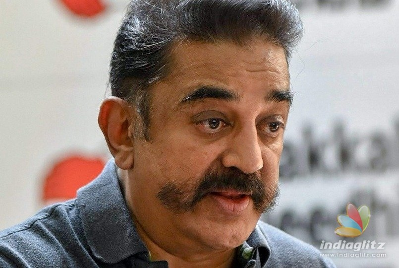 Kamal Haasan lodges police complaint against Pollachi Rape Accused
