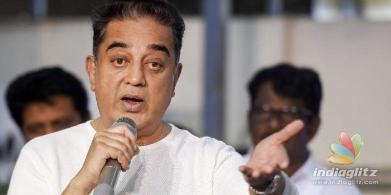 Kamal Haasans statement on Chandrayaan 2!