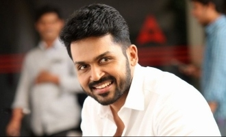 Karthi donates big for Nadigar Sangam building