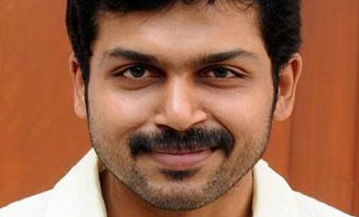 A quirky title for Karthi's next