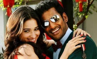 Vishal and Tamannaah begin next!