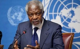 Kofi Annan, former UN Secretary General passes away