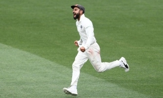 Watch Indian captain takes magnificent diving catch to dismiss Cameron Green in Adelaide Test