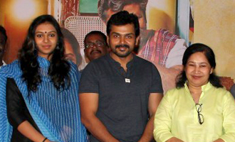 'Komban' Success Meet