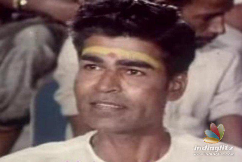 RIP:Actor Kovai Senthil passes away