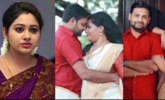 'Ponmagal Vanthal' Meghna Vincent's ex-husband gets married amidst lockdown