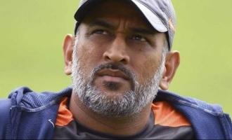 Where Thala Dhoni absconded on world cup match day