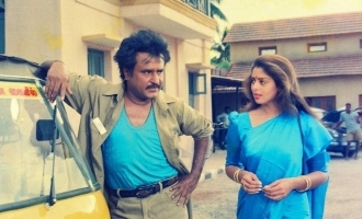 Nagma shares an unseen lovely memory of Rajnikanth - Latha!