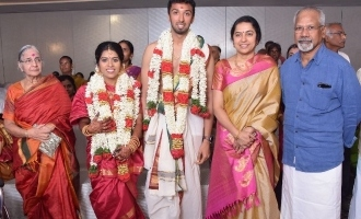 Mano Bala Son Harish - Priya Wedding