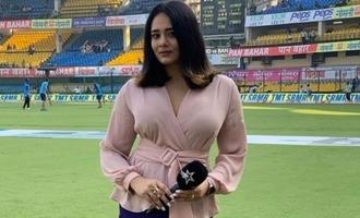 ஐபிஎல் போட்டியில் மிஸ் ஆன மாயந்தி லாங்கர்: அவரே கூறிய காரணம்!