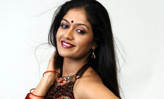 Meghana Raj is surprised