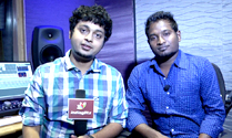 Mervin and Vivek about 'Vadacurry' music
