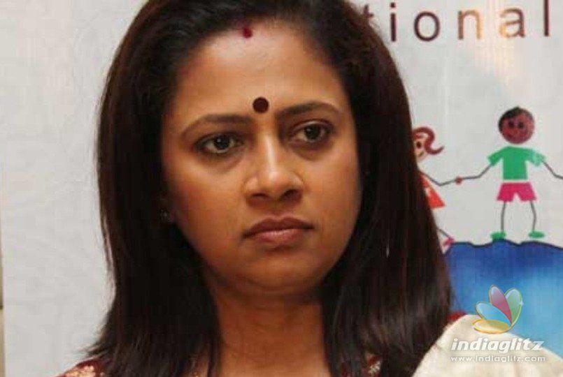 Lakshmi Ramakrishnans dear one passes away