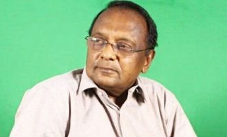 Cinematographer Dharmaraj passed away