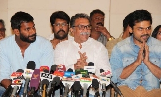 Government to takeover Nadigar Sangam?