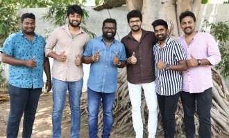 'Natpuna Ennanu Theriyuma' Team Thanks Giving Meet