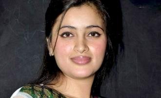 'கருணாஸ்' பட நாயகிக்கு கொரோனா: மும்பை மருத்துவமனையில் அனுமதி