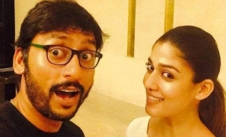 Nayanthara and R.J. Balaji unite for a rare and unexpected film