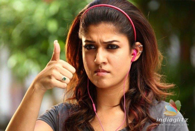 Nayanthara becomes a drug smuggler for her next!