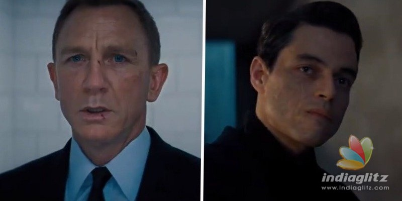 James Bond 007 No Time To Die first trailer is here