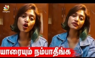I have taken a rebirth - Oviya's rare exclusive interview to Indiaglitz