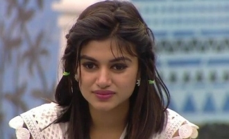 Oviya's emotional reaction to the death of her young hardcore fan