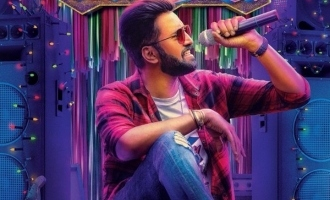 Santhanam's new movie title, first look and release plan revealed