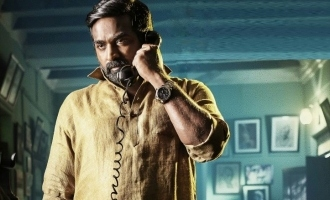 Vijay Sethupathi's mass look from next movie rocks internet!
