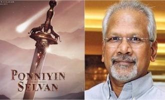 Director Balaji sakthivel joins in Maniratnam in Ponniyin Selvan