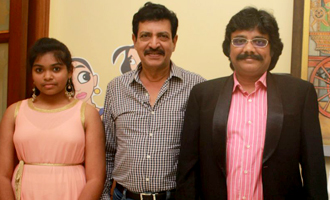 'Ponniyin Selvan' 2D Animation Movie Launch and Press Meet