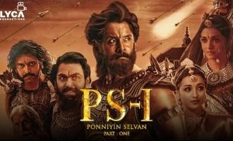 Spider Men visit Mani Ratnam's 'Ponniyin Selvan' sets ?  Fun photo goes viral