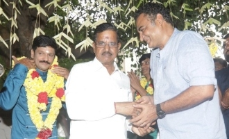 'Kattil' Movie Pooja