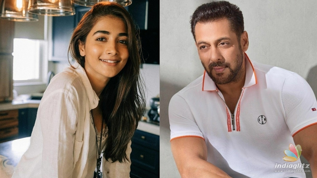 Pooja Hegde is excited to share screen with this superstar