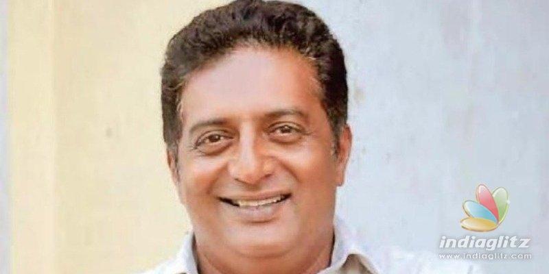 Prakash Raj saved a senior actor from suicide