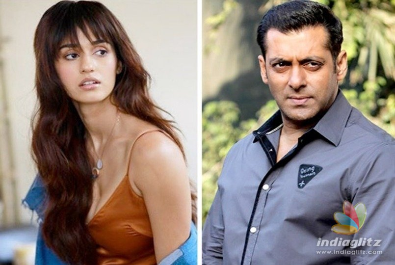 Disha Pattanis Salman Khan dream comes true