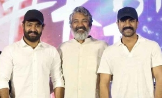 Top Bollywood hero joins S.S. Rajamouli's 'RRR' sets