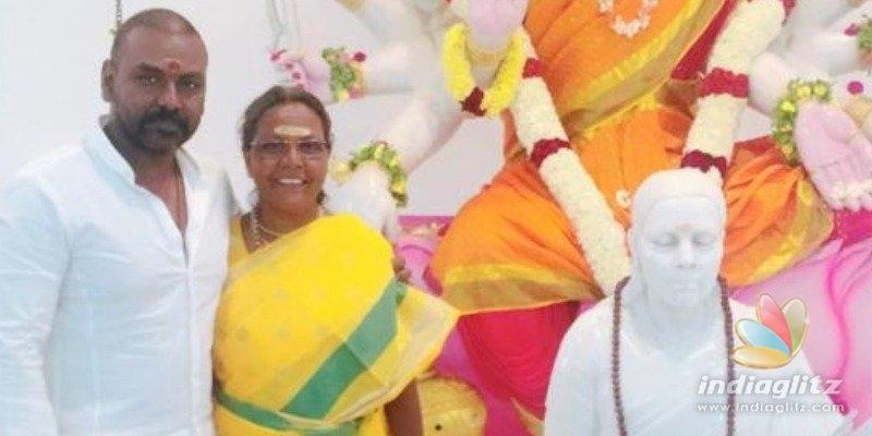 Raghava Lawrences amazing gesture for abandoned parents