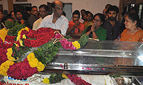 Last Respect To Choreographer Raghuram Master