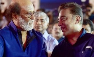 Kamal hints about film with Rajini