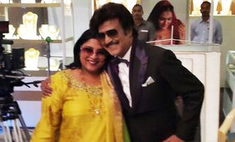 Photo Feature : Rajnikanth Sripriya